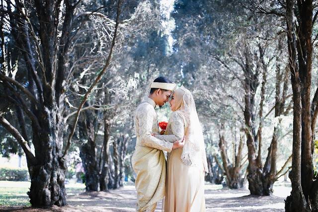 Pakej Fotografi Perkahwinan Sweet