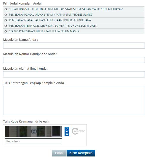 Jualpulsajual Pulsa Online Murah Terpercaya Update Campuran
