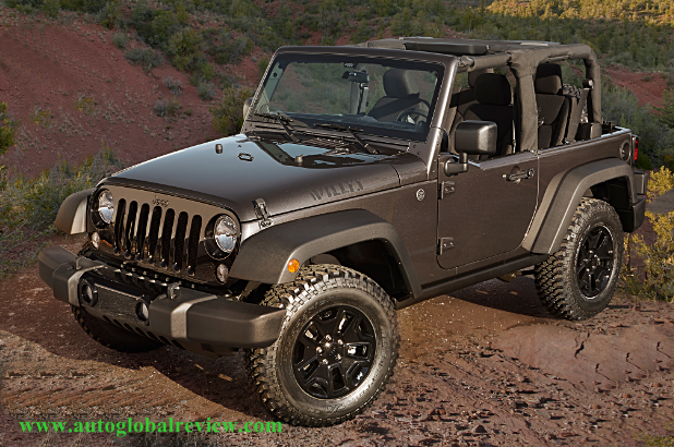 2017 Jeep Wrangler Rumors