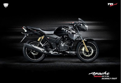 TVS Apache RTR 160 Hd picture02