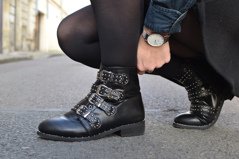 bottines like Givenchy de chez Clarosa