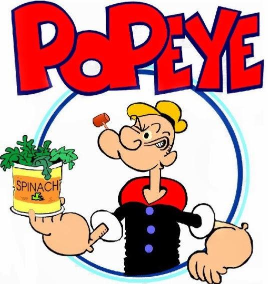 Ruídospop Popeye Faz 85 Anosveja Outros Personagens Antigos