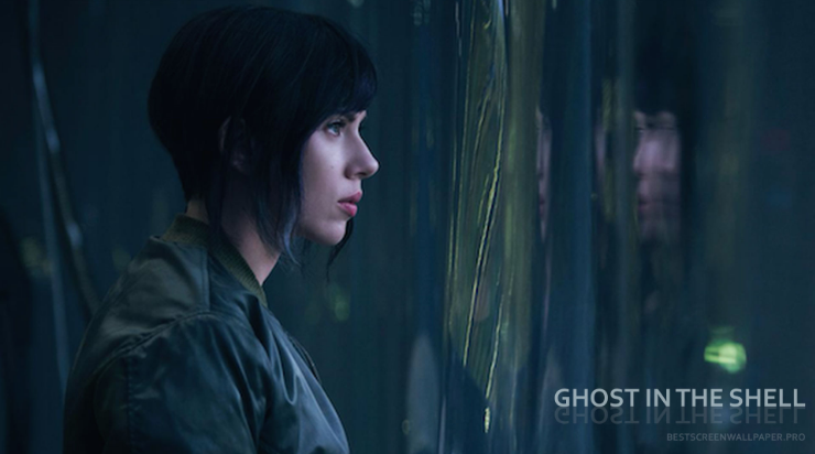 Sinopsis / Alur Cerita Film Ghost in the Shell (2017)
