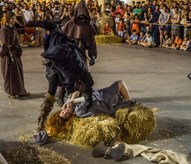Mercado Medieval de las 3 culturas Zaragoza 2017