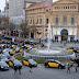 """Таксисты Барселоны совместно с """"желтыми жилетами"""" собираются перекрыть границу с Францией"""
