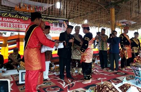 Wagub Nasrul Abit Ajak Ninik Mamak Jaga Anak Kemenakan dari Perilaku Merusak