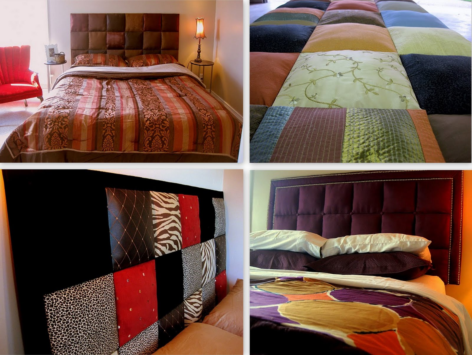 Easy Upholstered DIY Headboard Tutorial - Reality Daydream