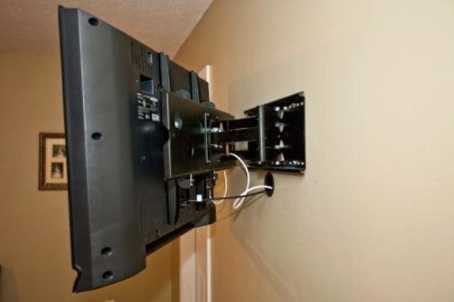 Photos Of Wall Mount Tv Installation