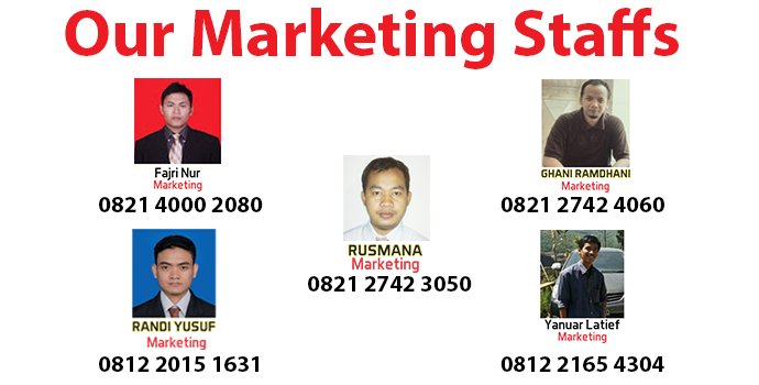 Our Marketing Staffs