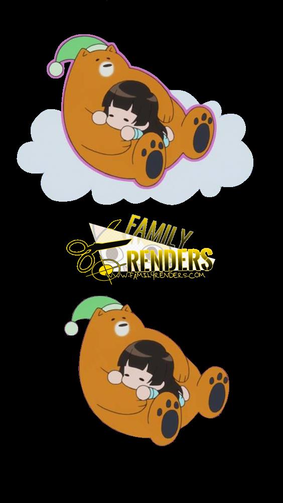 render AMAYADORI MACHI & KUMAI NATSU