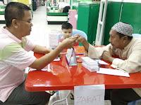 Pengumpulan Zakat Fitrah di Sukabumi Capai Rp 2 Miliar