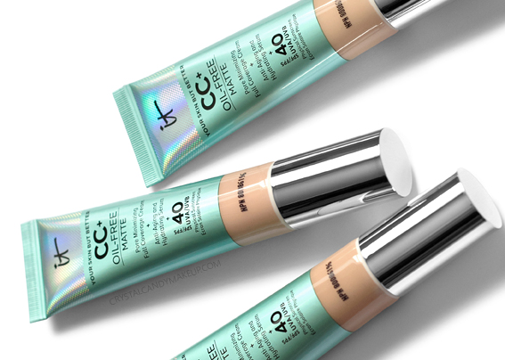 It Cosmetics Your Skin But Better CC Cream Oil Free Matte Foundation