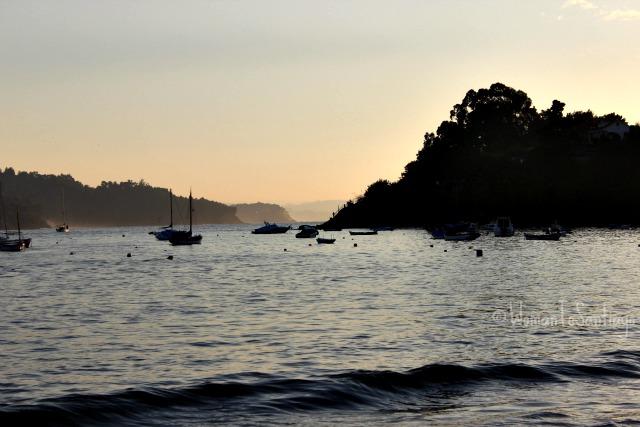 foto de barcas