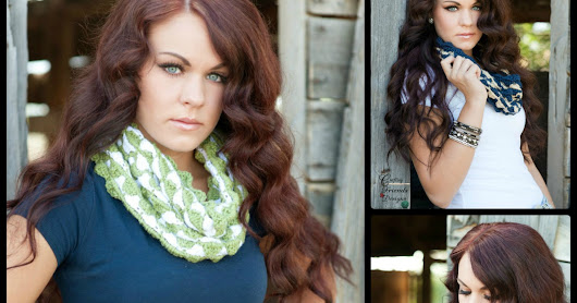Cowls or Infinity Scarves. What lengths are best?