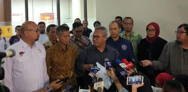 Akun Penyebar Video 'Server KPU Di-setting Menangkan Jokowi 57%' Dilaporkan ke Bareskrim