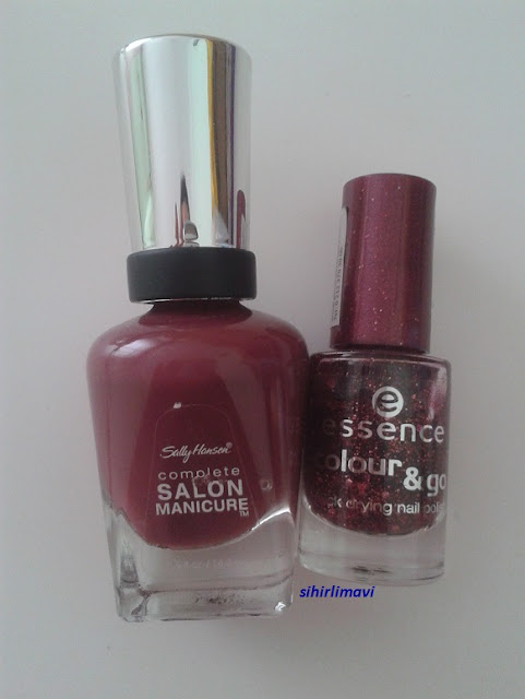 oje, sally hansen, essence, blog, blogger