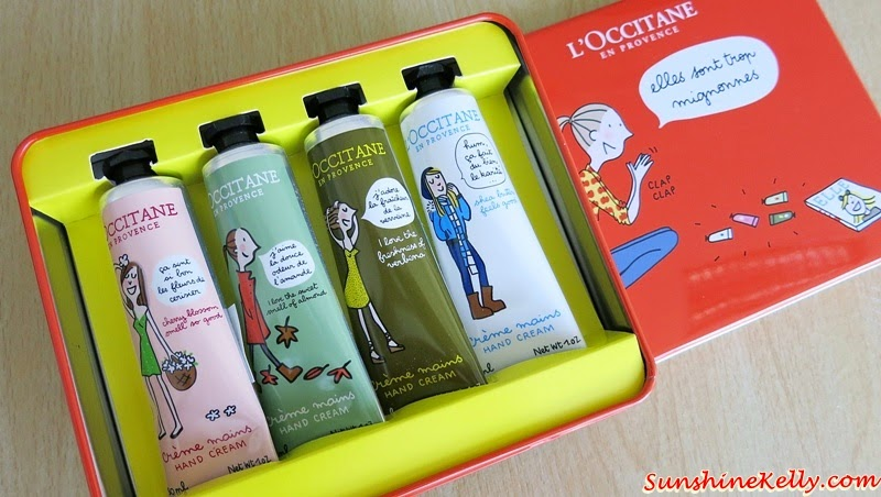 L'OCCITANE x ELLE Limited Edition Hand Cream Collection, L'OCCITANE, ELLE, Hand Cream, Soledad Bravi, French Artist,