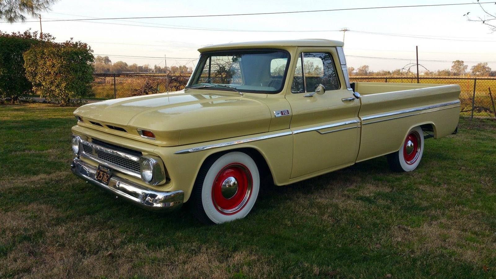 All American Classic Cars: 1965 Chevrolet C-10 Pickup Truck