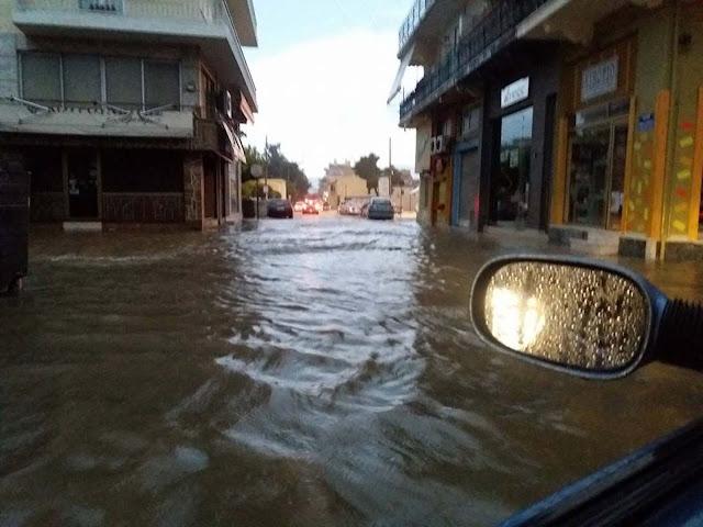 6μηνη παράταση φορολογικών υποχρεώσεων σε πληγείσες περιοχές - Εκτός το Άργος