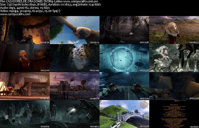 Cazadores de Dragones DVDRip Español Latino Descargar 1 Link