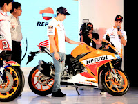 Terbaru, All New Honda CBR250RR Repsol Edition
