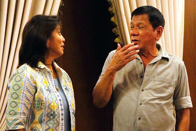 "Look What President Duterte Asked VP Leni Robredo: ""May boyfriend ka daw?"" READ MORE HERE!"