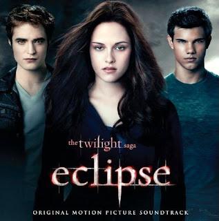 Soundtrack A Saga Crepúsculo - Eclipse