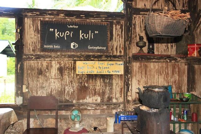 4 Destinasi wisata di Belitung Timur