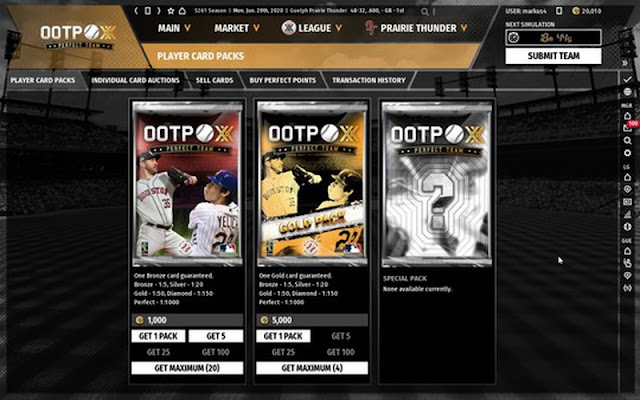 Out of the Park Baseball 20 Free Download PC Game Cracked in Direct Link and Torrent. Out of the Park Baseball 20 – Officially licensed by MLB, MiLB and the MLBPA, OOTP 20 is a baseball & strategy gaming fan's dream come true and the only game ever to win…