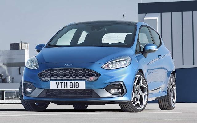 Novo Ford Fiesta 2018 ST