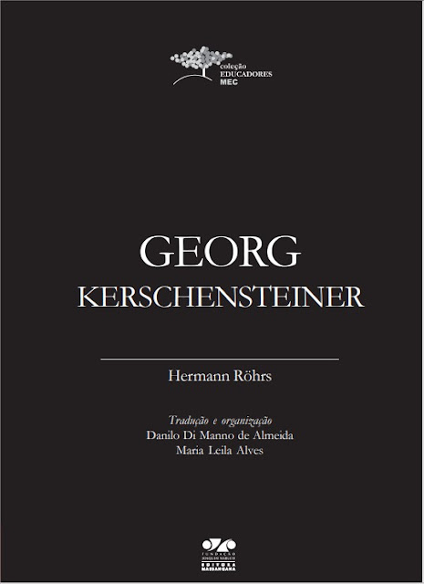 Georg Kerschensteiner - Hermann Röhrs
