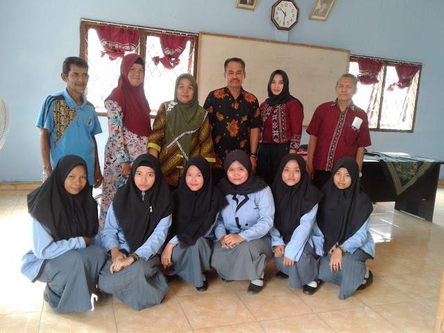 6 Siswi SMKN Jejawi Akhiri Masa Praktek Lapangan