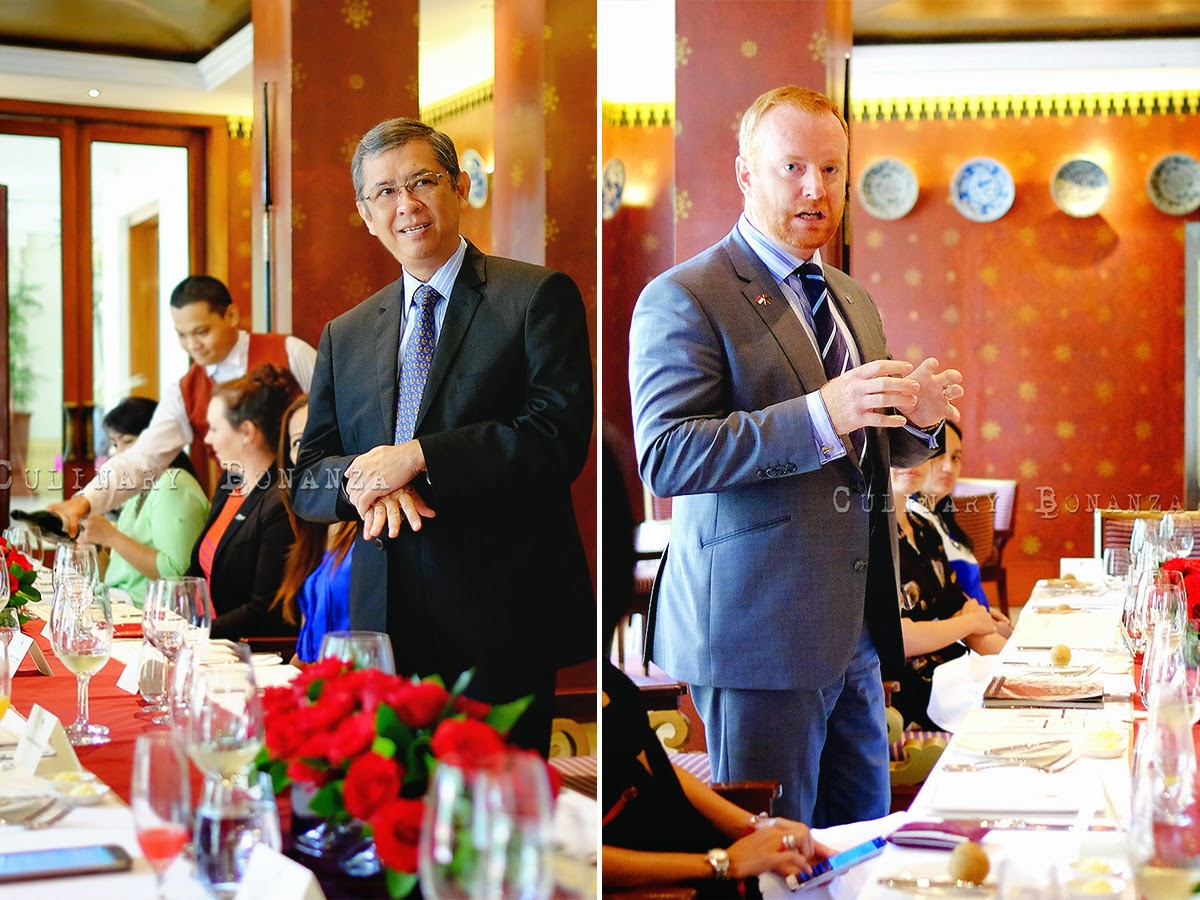 Media Luncheon with in collaboration with New Zealand Trade and Enterprise at The Dharmawangsa Jakarta
