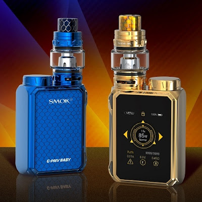 What Will You Get from SMOK G-Priv Baby Luxe Edition