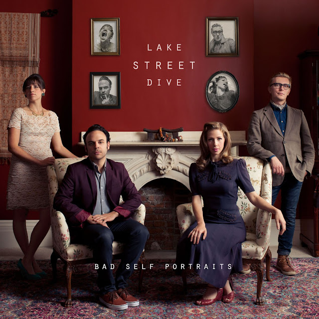 Music-Television presents live filmed takes of Lake Street Dive performing Jackson 5's I Want You Back and their own song, Bad Self Portraits