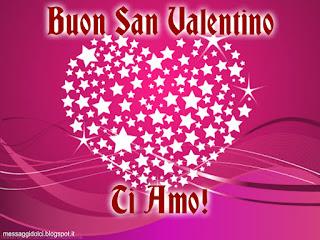 buon san valentino ti amo