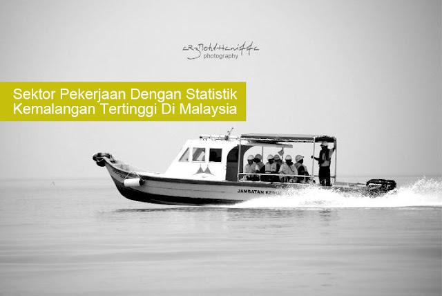 5 Sektor Pekerjaan Yang Mempunyai Statistik Kemalangan Tertinggi Di Malaysia, kerja di singapura, panduan kerja di singapura, kerja berisiko tinggi, statistik kemalangan mengikut sektor pekerjaan,