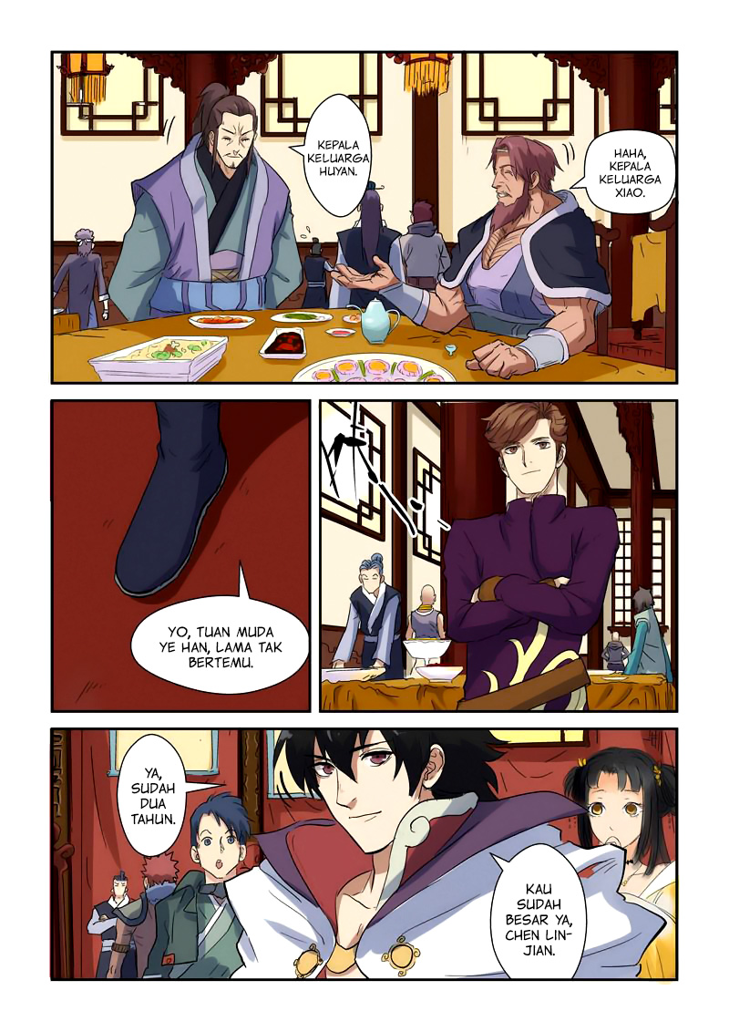 Tales of Demons and Gods Chapter 137.5
