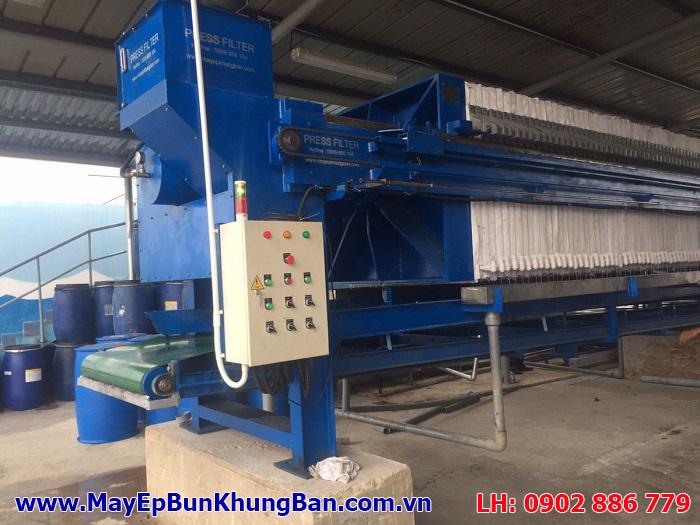 Máy ép ùn khung bản giá rẻ, sản xuất hoàn toàn tại Việt Nam