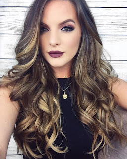 best hairstyles for long hair brunette