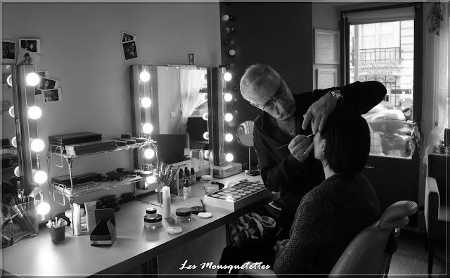Interview Maquilleur pro Georges Demichelis - Blog Beauté Les Mousquetettes©