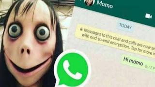 Çocukları İntihara Sürükleyen Oyun Momo, Dünya Genelinde Yine Hortladı