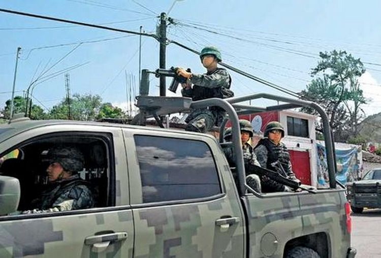'Riegan' restos humanos en Chilpancingo y Acapulco