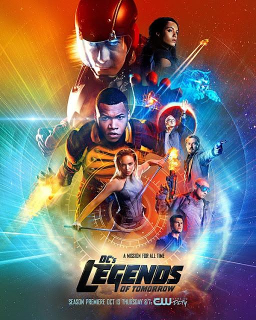 2x02 DC's LEGENDS OF TOMORROW