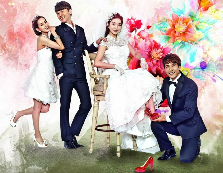 Korean Drama Series, Only My Love, Lee Min Young, Jung Sung Hwan, Song Jae Hee, You're Still The One, Han Da Min