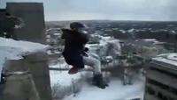Salto del Bunge un poco anormal