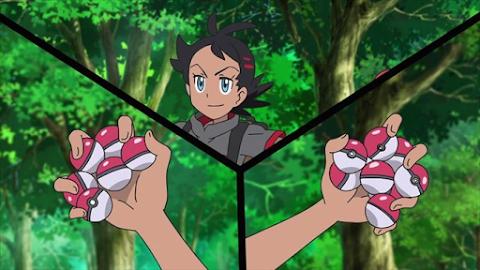 Capitulo 6 Serie Viajes Pokémon: ¡Atrapa muchos Pokémon! ¡El camino a Mew!