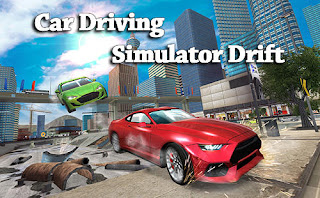 Car Driving Simulator Drift V1.1.0 MOD Apm