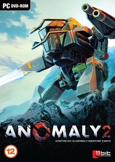 Anomaly 2 PC Full Español