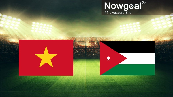Live Streaming Vietnam vs Jordan AFC U19 19.10.2018